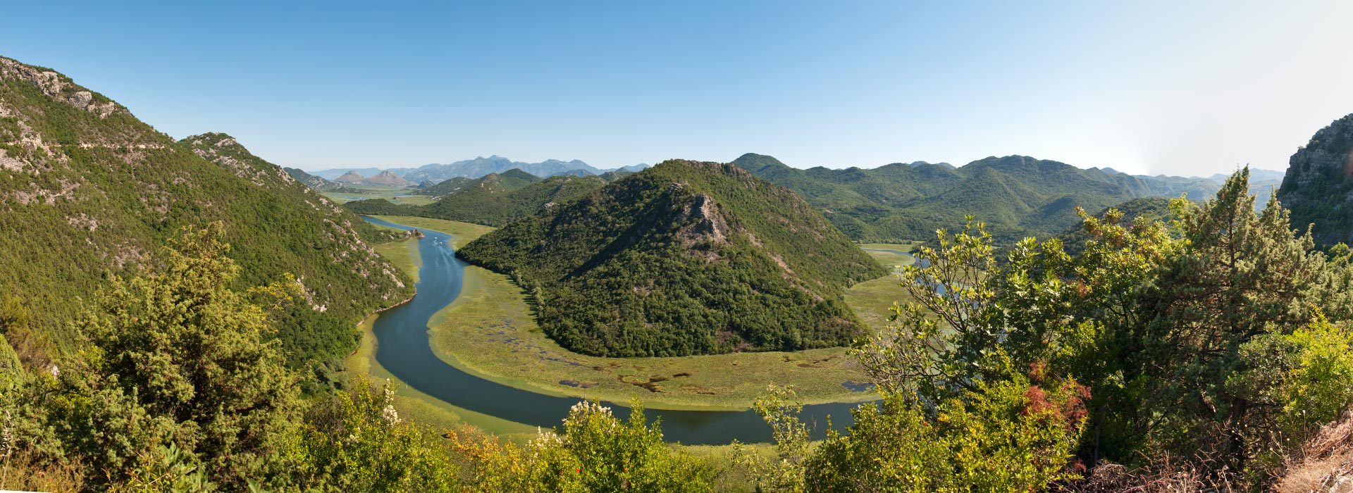 Excursion to Skadar Lake